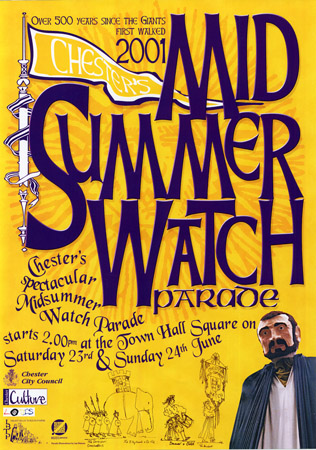 Summer Watch 2001