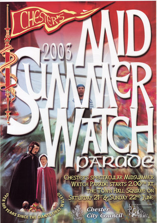 Summer Watch 2003