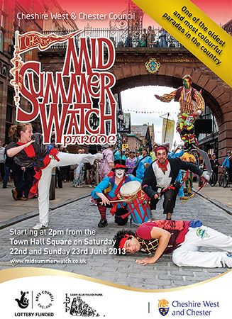 Summer Watch 2013