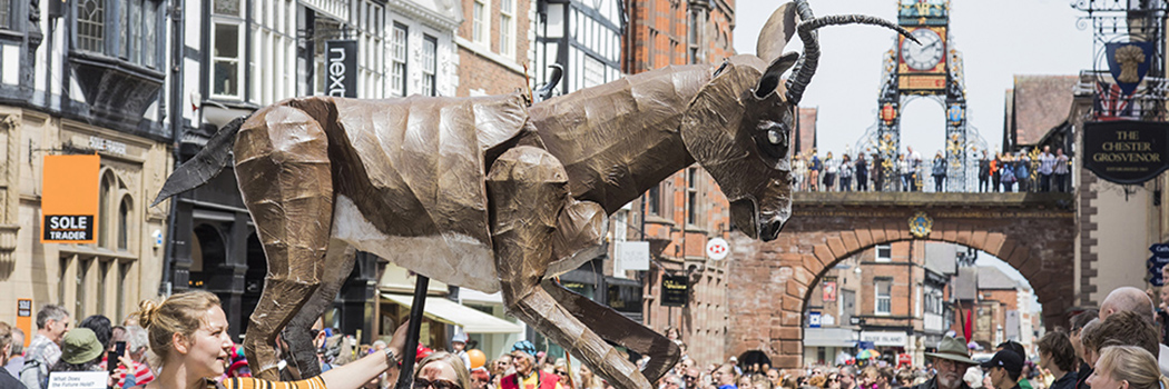 Chester's Winter Watch Parades return December 2018