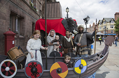 The Vikings 2015