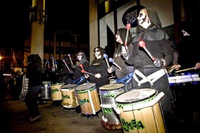 samba-band